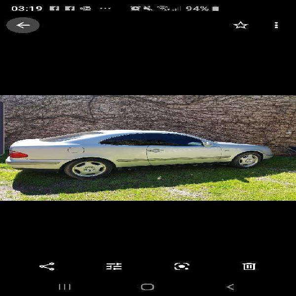Mercedes benz clk 320 elegance 1999 at