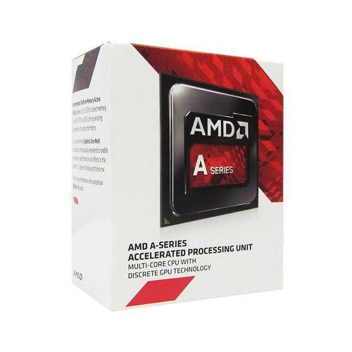 Micro procesador amd apu a6 7480 3.5ghz radeon r5 xellers1