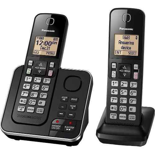 Panasonic tgc362 inalambrico duo c/ contestador manos libres