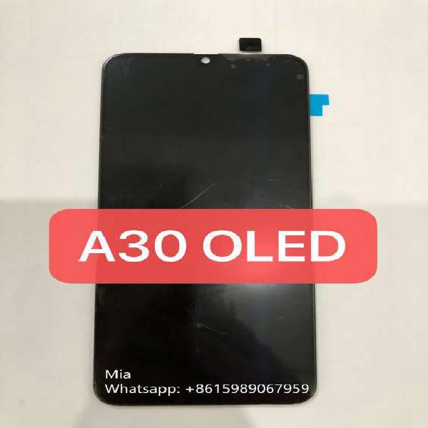 Repuesto para celulares pantalla lcd samsung a30 oled
