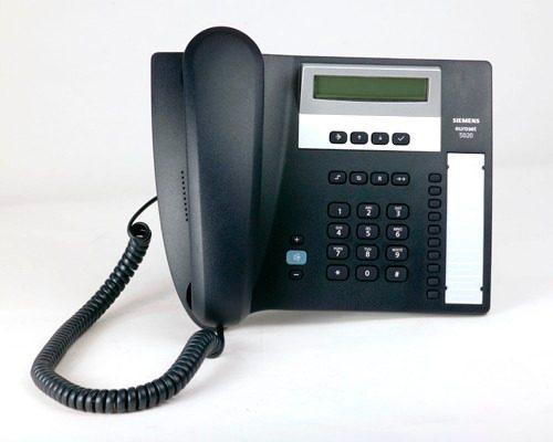 Telefono gigaset siemens 5020 caller id manos libres display