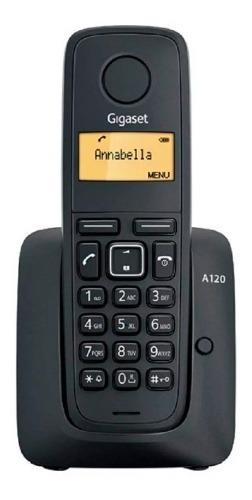 Telefono inalambrico gigaset a120 eco dect caller id
