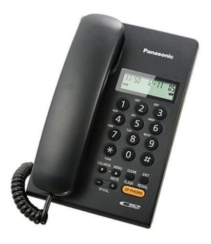 Telefono panasonic kxt7705 identificador llamada manos