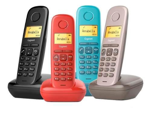Teléfono inalambrico gigaset a270