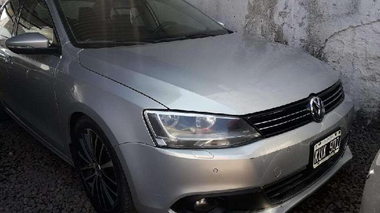 Vw vento 2.0 tsi cuero automático modelo 2012