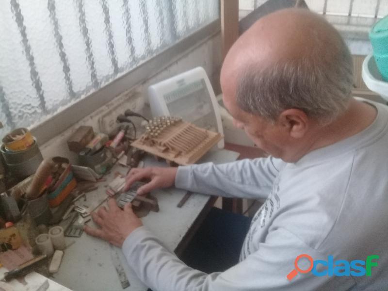 Reparacion integral de bandoneones luthier