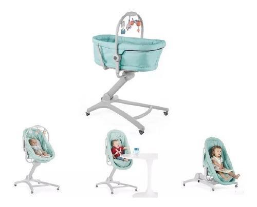 Baby hug 4 en 1 multifuncional chicco silla tiendamibebe