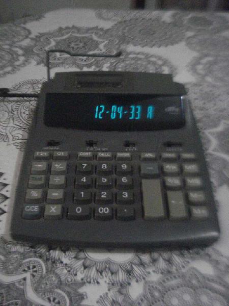 Calculadora y sumadora cifra pr 225 funciona leer no envio