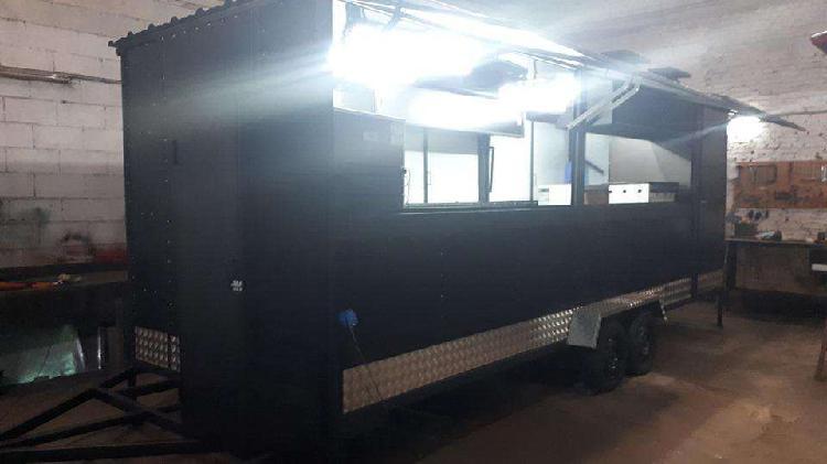 Food truck 6mts con baño