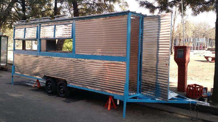 Food trucks 6mts