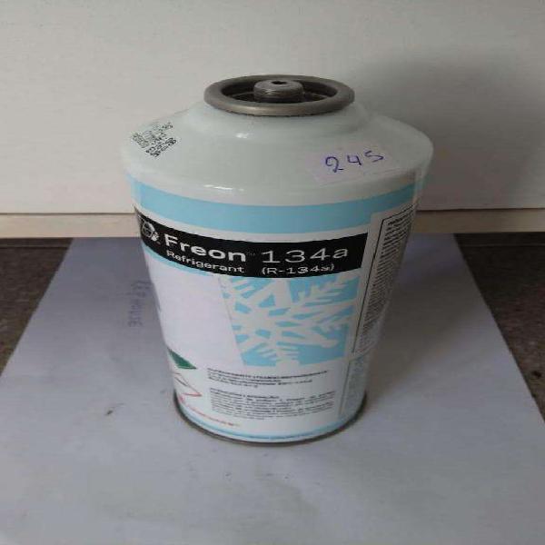 Gas refrigerante 134 lata de 750gr domingo abierto