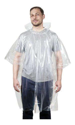 Piloto poncho de lluvia adultos niños color pack 10