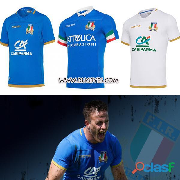 Camisetas de rugby italia 2019