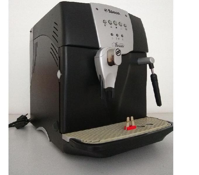 Cafetera saeco, incanto, cafe grano y molido - olivos