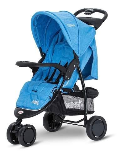 Coche de paseo bebesit piccolo 1430 plegado una mano bebes
