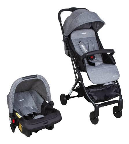 Cochecito bebe infanti c3 terrain travel system! nuevo