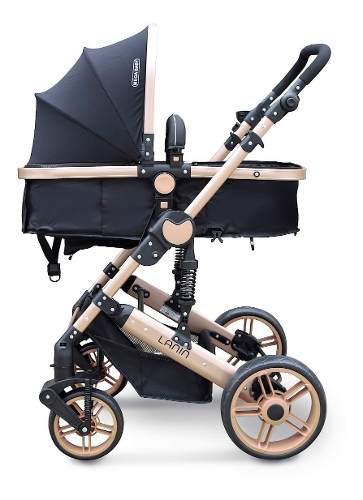 Cochecito mega baby cuna paseo bebe lanin convertible en