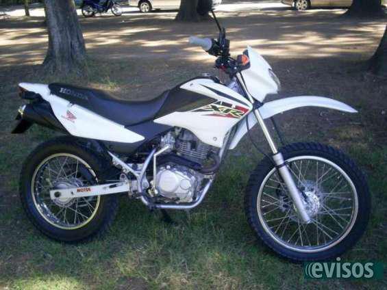 Honda xr 2012 excelente !!! en esteban echeverría