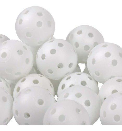 Kaddygolf accesorio de golf - pelotas huecas x 6