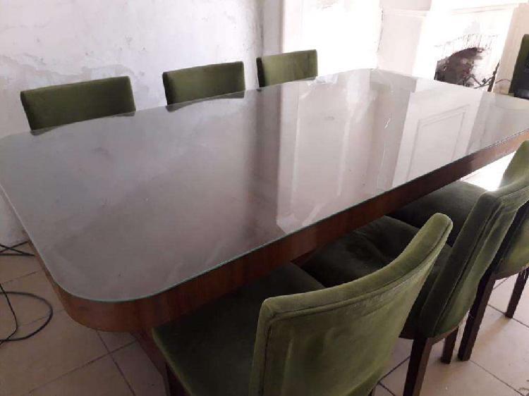 Mesa de madera