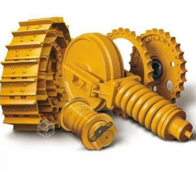 Repuestos maquinaria pesada construcción