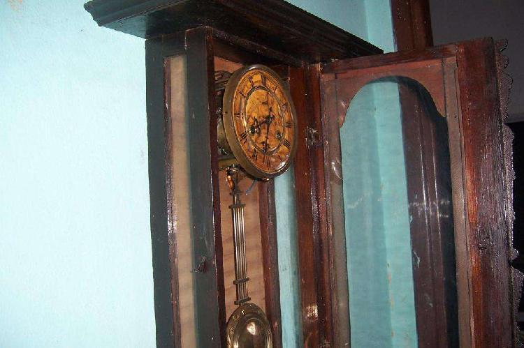 Reloj antiguo de pared no funciona