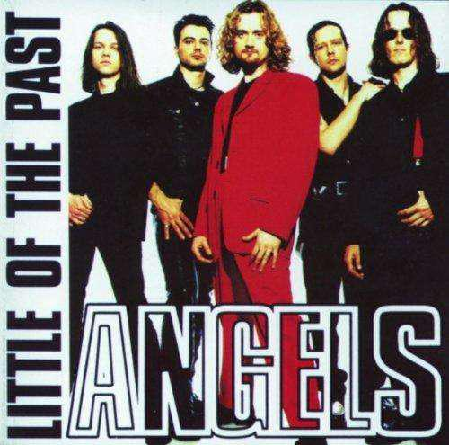 Cd little of the past 1994 little angels. importado