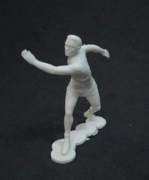 Figura coleccion deportistas pepsi lanzador disco