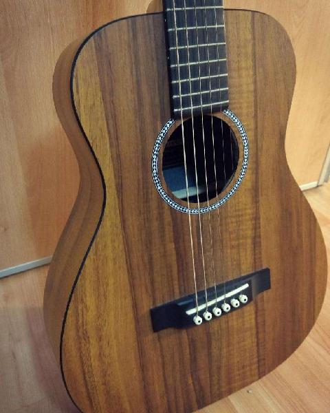 Guitarra electroacústica martin & co lxk2 como nueva