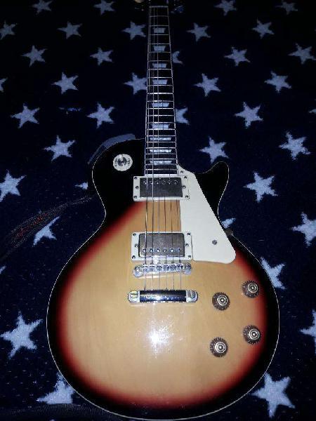 Guitarra less paul mirrs