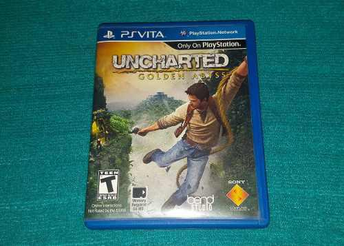 Juego físico uncharted playstation vita