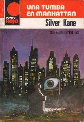 LIQUIDACION DE LIBROS: Una tumba en Manhattan, de Silver