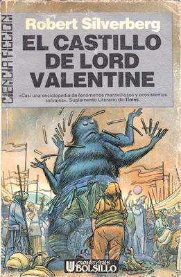 Libro: el castillo de lord valentine, de robert silverberg