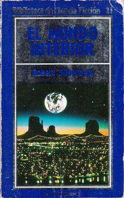 Libro: el mundo interior, de robert silverberg [novela de