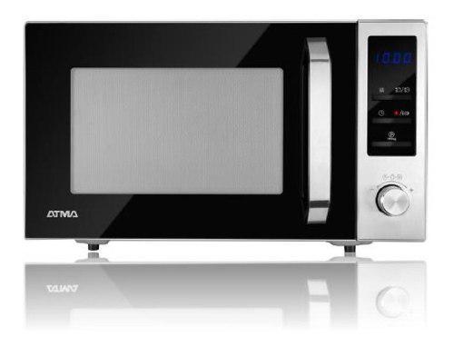 Microondas atma md1820gn silver 20lt 900w grill digital