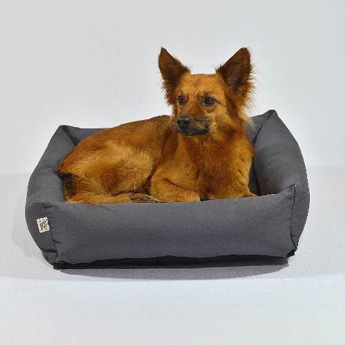 Moisés cama para mascotas c/funda gabardina 60x60 perro