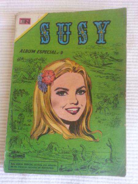 Susy álbum especial n 9