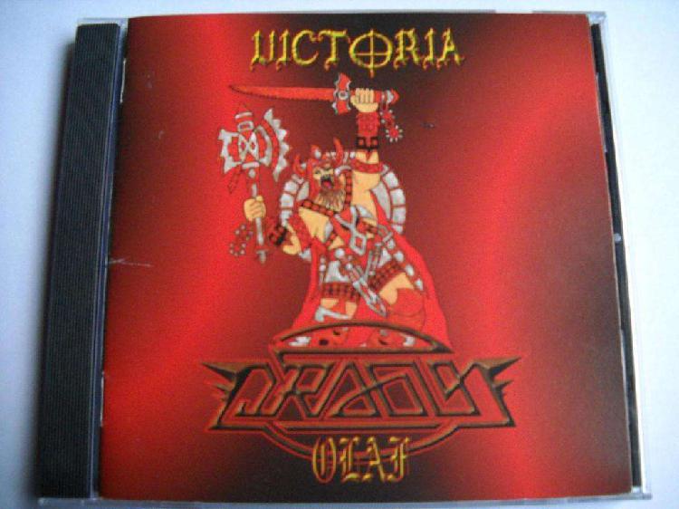 El dragon victoria cd sellado