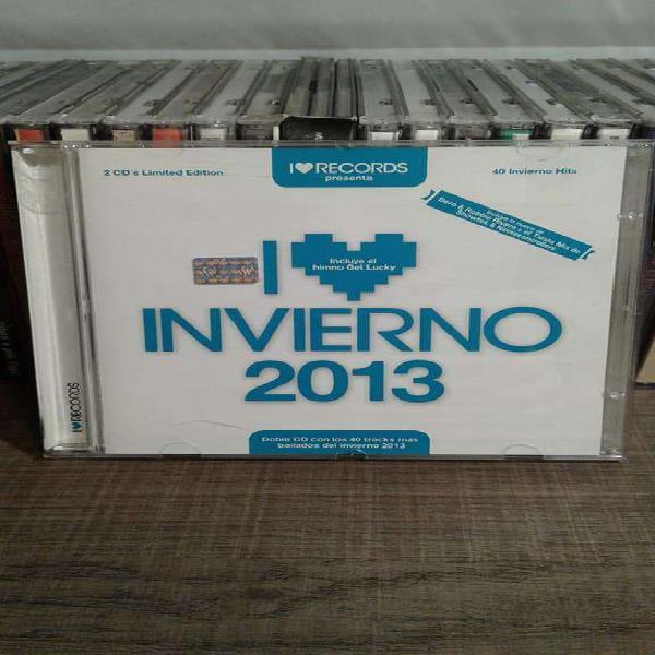 Invierno 2013 musica electronica dj