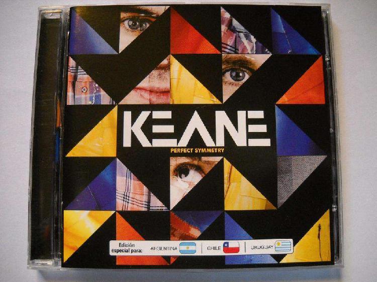 Keane perfect symmetry cd nuevo celofan abierto