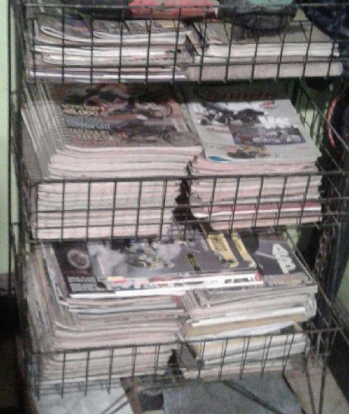 Lote revistas moto motociclismo biker zone motorcycle etc