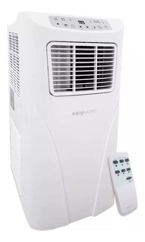Aire acondicionado portatil kanji 3650w frio calor + control