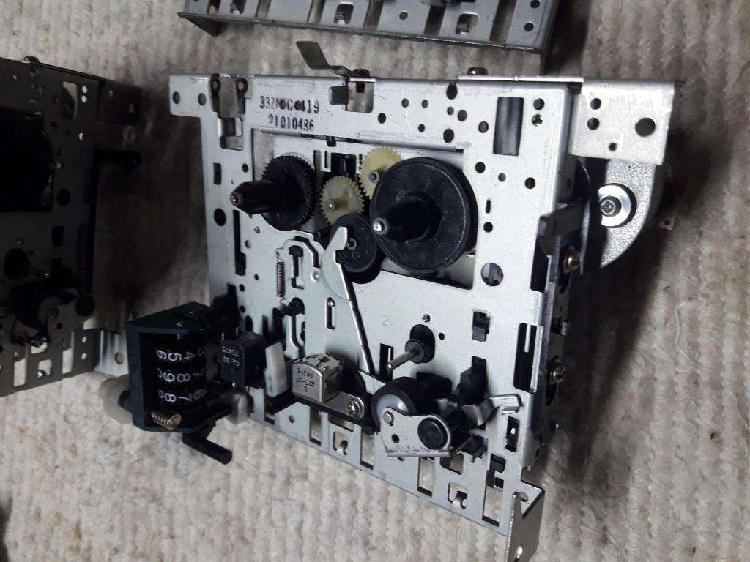 Cassettera mecanismo