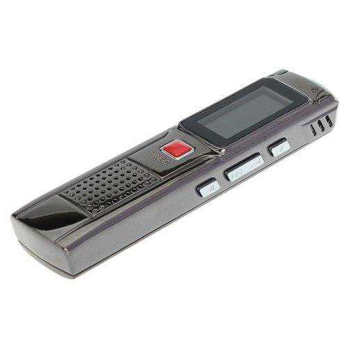 Grabador de voz digital mp3 recargable 4gb la plata