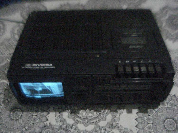 Mini tv blanco y negro radiograbad riviera tvrc 513 no envio