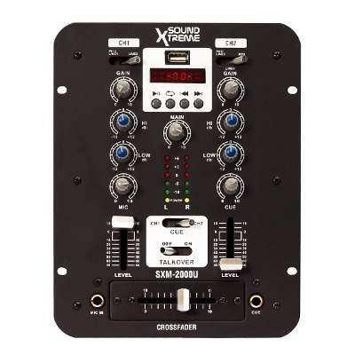 Mixer Luxell Sound Xtreme Sxm 2000 Usb Oferta!!!