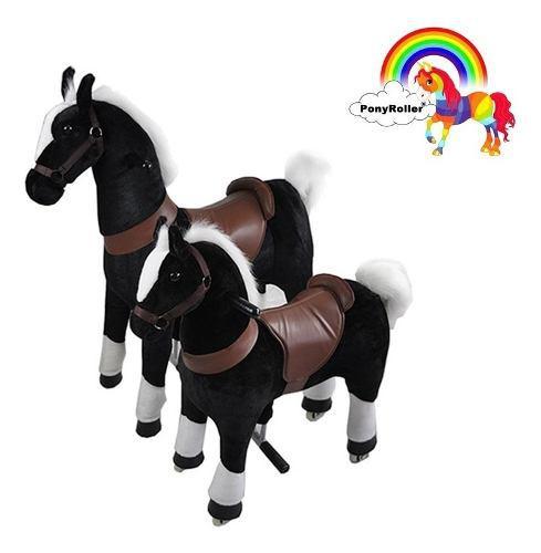 Ponyroller caballito con ruedas andador animales para montar