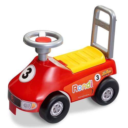 Racing rondi caminador andador andarin pata pata bebe auto