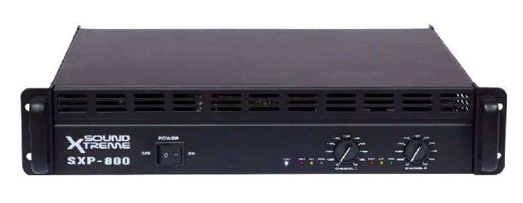 Sound Xtreme Potencia Sxp 800 400 400w Oferta!!!
