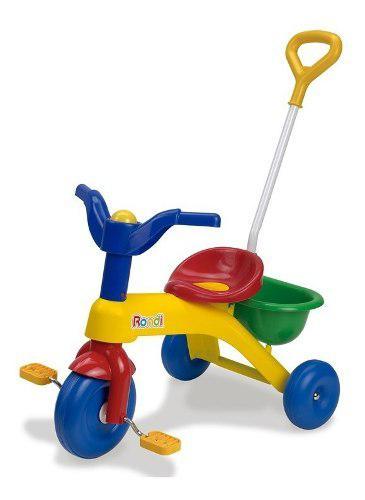 Triciclo infantil bebes rondi mi primer triciclo cuotas